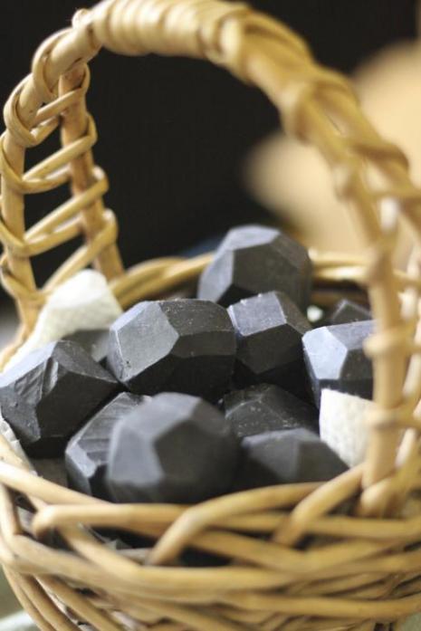 coal soap