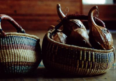 Hosho in a Basket